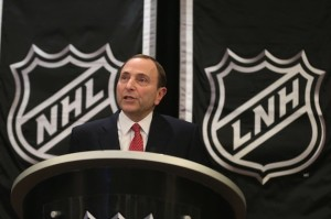 Gary Bettman Says Sorry For The Strike