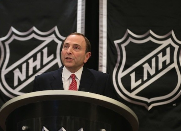 NHL Commissioner Gary Bettman Says Sorry To NHL Players, Fans For Lockout, Puck Daddy Takes Exception
