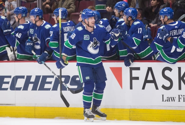 Penalty kill fuelling Canucks early season surge