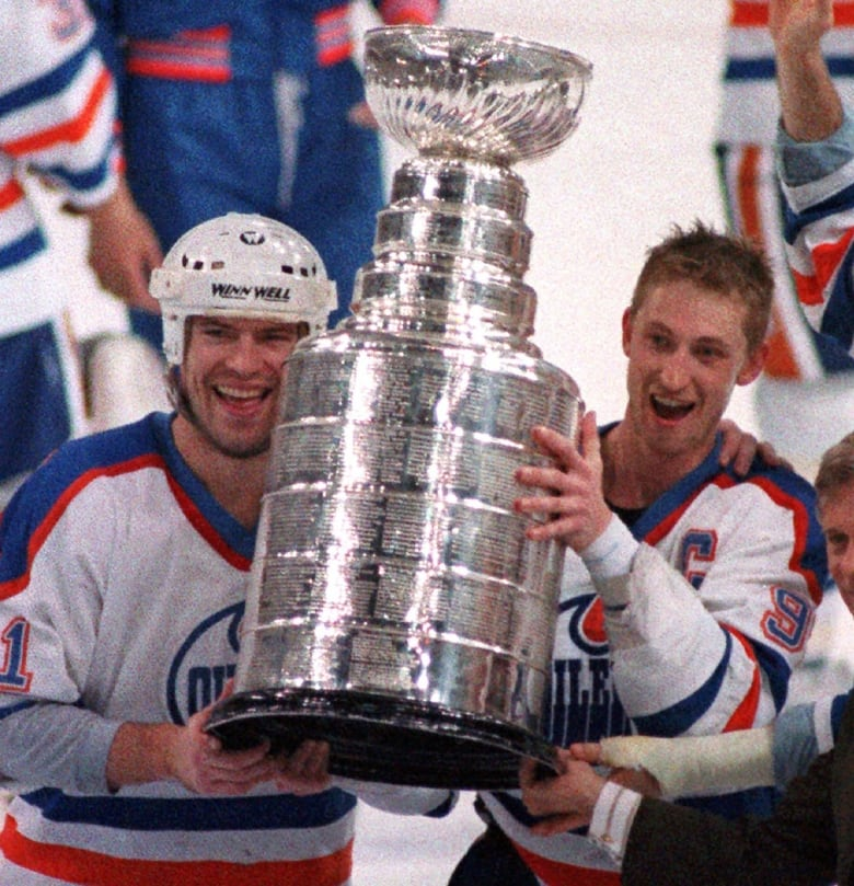 The power outage that ended a tie game in the 1988 Stanley Cup final