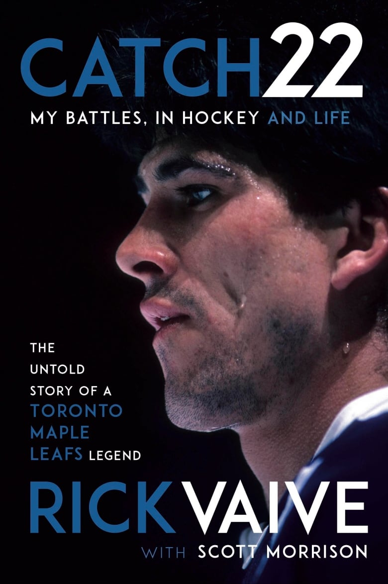 Feuds with Harold Ballard, Don Cherry part of ex-Leafs captain Rick Vaives new book