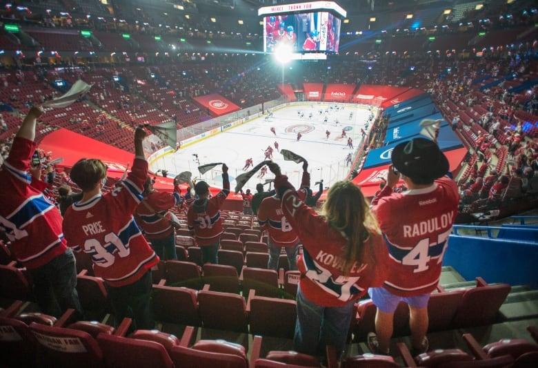 Hockey Night in Canada: Stanley Cup playoffs on desktop & app